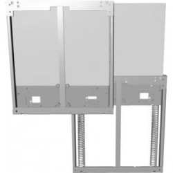 InFocus - INA-MNTBB95 - InFocus Wall Mount for Flat Panel Display - 70 to 80 Screen Support - 209 lb Load Capacity