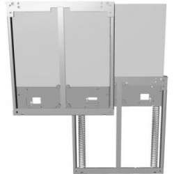 InFocus - INA-MNTBB70 - InFocus Wall Mount for Flat Panel Display - 55 to 80 Screen Support - 154 lb Load Capacity