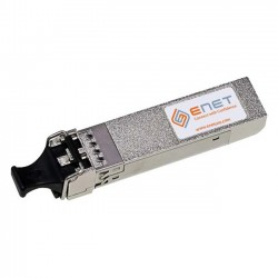 eNet Components - 0231A0A7-ENC - H3C Compatible 0231A0A7 - Functionally Identical 10GBASE-LRM SFP+ 1310nm Duplex LC Connector - Programmed, Tested, and Supported in the USA, Lifetime Warranty