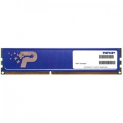 Patriot Memory - PSD1G400H - Patriot Memory Signature PSD1G400H 1GB DDR SDRAM Memory Module - 1 GB - DDR SDRAM - 400 MHz DDR400/PC3200 - Non-ECC - Unbuffered - 184-pin - DIMM