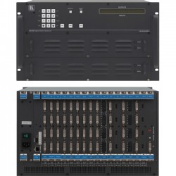 Kramer Electronics - BLP-F32 - Kramer Blank Cover Plate for Empty Module Slots