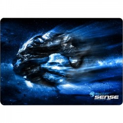 Roccat Studios - ROC-13-103-AM - Roccat Sense - High Precision Gaming Mousepad - 0.1 x 15.7 x 11 Dimension - Chrome Blue - Friction Resistant