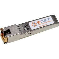 eNet Components - 01-SSC-9791-ENC - SonicWall Compatible 01-SSC-9791 - Functionally Identical 1000BASE-T SFP Copper 100m RJ45 - Programmed, Tested, and Supported in the USA, Lifetime Warranty