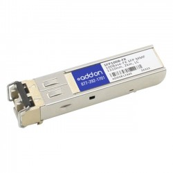 AddOn - SFP100B-FX - AddOn MSA and TAA Compliant 100Base-FX SFP Transceiver (MMF, 1310nm, 2km, LC) - 100% compatible and guaranteed to work