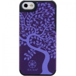Allsop - 30780 - Gaiam iPhone 5/5S Tree of Life Fabric Case - iPhone - Tree of Life - Fabric