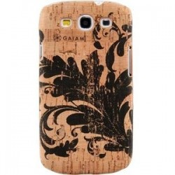 Allsop - 30838 - Gaiam Samsung Galaxy S3 Cork Case - Filigree - Smartphone - Filigree, Textured - Acrylonitrile Butadiene Styrene (ABS)