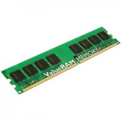 Kingston - KVR667D2D4P5/8G - Kingston ValueRAM 8GB DDR2 SDRAM Memory Module - 8GB (1 x 8GB) - 667MHz DDR2-667/PC2-5300 - ECC - DDR2 SDRAM - 240-pin DIMM