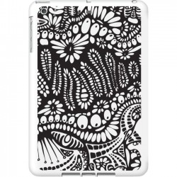 Centon Electronics - IASV1WG-AGE-04 - OTM iPad Air White Glossy Case New Age Collection, Paisley - iPad Air - White - Paisley - Glossy