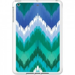 Centon Electronics - IASV1WG-BLD-04 - OTM iPad Air Case - iPad Air - White, Teal, Blue - Classic Prints - Glossy