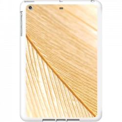 Centon Electronics - IASV1WG-FTR-01 - OTM iPad Air White Glossy Case Feather Collection, Gold - iPad Air - White, Gold - Feather - Glossy