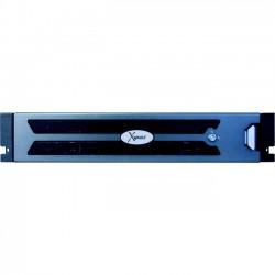 Samsung - SRN-64SEN-8TB - Hanwha Techwin 64 Channel Storage Appliance - Network Surveillance Server - 8 TB Hard Drive - DVD-Writer - 4 GB - 15 Fps - 1 VGA Out - HDMI - DVI