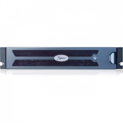 Samsung - SRN-64SEN-8TBRS - Hanwha Techwin 64 Channel Storage Appliance - Network Surveillance Server - 8 TB Hard Drive - DVD-Writer - 4 GB - 15 Fps - 1 VGA Out - HDMI - DVI