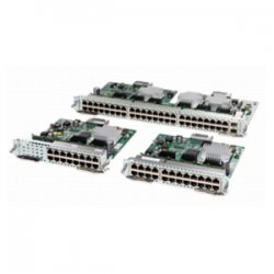 Cisco - SM-ES2-24 - Cisco SM-ES2-24 Enhanced EtherSwitch Service Module - 23 x 10/100Base-TX, 1 x 10/100/1000Base-T