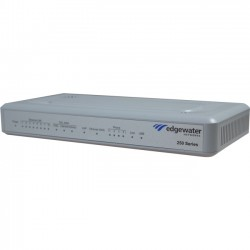 Edgewater Networks - 250E-100-0005 - Edgewater Enterprise Session Border Controller - 9 x RJ-45 - 4 x FXS - 1 x FXO - USB - Gigabit Ethernet - ADSL2+ - Desktop