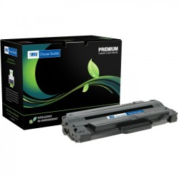 Micro Solutions - 02-23-1016 - MSE Remanufactured Toner Cartridge - Alternative for Samsung (MLT-D105L) - Black - Laser - 2500 Pages - 1 / Pack