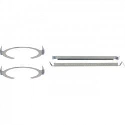 Kramer Electronics - SKIC-8 - Suspended Ceiling Speaker Mounting Kit for Galil 8-CO
