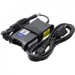 AddOn - 330-4113-AA - AddOn Dell 330-4113 Compatible 90W 19.5V at 4.62A Laptop Power Adapter and Cable - 100% compatible and guaranteed to work