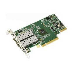 Solarflare - SFN7002F-PXE - Solarflare Dual-Port 10GbE PCIe 3.0 Server I/O Adapter - PCI Express 3.0 - 2 Port(s) - Optical Fiber