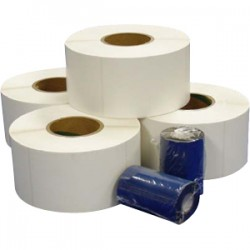 Datamax / O-Neill - 420966-CSI - Datamax 420966-CSI Thermal Transfer Label & Ribbon Kit