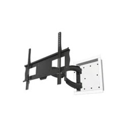 Crimson AV - A63I - Crimson AV A63I Mounting Arm for Flat Panel Display - 37 to 65 Screen Support - 150 lb Load Capacity - Aluminum, Steel - Black