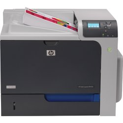 Hewlett Packard (HP) - CC490A#AAZ - HP LaserJet CP4025DN Laser Printer - Color - 1200 x 1200 dpi Print - Plain Paper Print - Desktop - 35 ppm Mono / 35 ppm Color Print - Letter, Legal, Executive, Postcard, Envelope No. 9, Envelope No. 10, Monarch