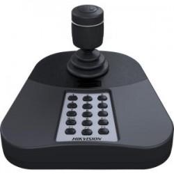 Hikvision - DS-1005KI - Hikvision DS-1005KI USB Keyboard - Pan, Tilt, Zoom Control - 3D Joystick - USBUSB Port