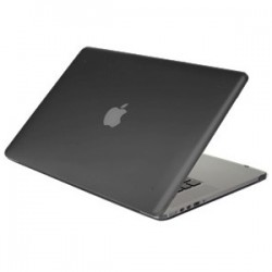 iPearl - MCOVERA1398BLK - iPearl mCover MacBook Pro (Retina Display) Case - MacBook Pro (Retina Display) - Black - Polycarbonate