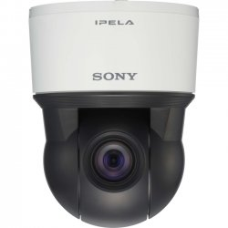 Sony - SNCEP520 - Sony SNC-EP520 Network Camera - Monochrome, Color - 3.40 mm - 36x Optical - CCD - Cable - Fast Ethernet