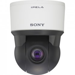 Sony - SNCER520 - Sony IPELA SNC-ER520 Network Camera - Color, Monochrome - 704 x 576 - 36x Optical - CCD - Cable - Fast Ethernet