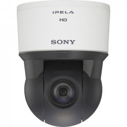 Sony - SNCEP550 - Sony SNC-EP550 Network Camera - Color - 1280 x 720 - 28x Optical - CMOS - Cable - Fast Ethernet