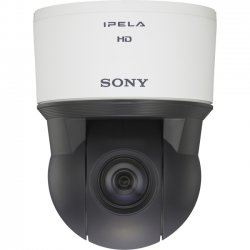 Sony - SNCER550 - Sony IPELA SNC-ER550 Network Camera - Color - 1280 x 720 - 3.50 mm - 28x Optical - CCD - Cable - Fast Ethernet