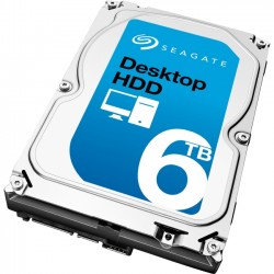 Seagate - ST6000DM001 - Seagate ST6000DM001 6 TB Internal Hard Drive - SATA - 128 MB Buffer