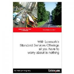 Lexmark - 2348434 - Lexmark LexOnSite Repair - 1 Year - Service - On-site - Maintenance - Physical Service