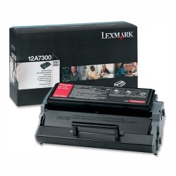 Lexmark - 12A7300 - Lexmark Original Toner Cartridge - Laser - 3000 Pages - Black - 1 Each