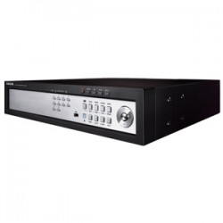 Samsung - SHR-5080 - Samsung SHR-5080 8-Channel Digital Video Recorder - Digital Video Recorder - MPEG-4 Formats - 250GB Hard Drive