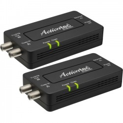 Actiontec - ECB6200K02 - Actiontec Bonded MoCA 2.0 Network Adapter - 2-pack - Turn Coaxial Wiring into a High Speed Network