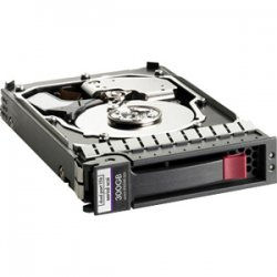 "Hewlett Packard (HP) - 516814-B21 - HP 300 GB 3.5"" Internal Hard Drive - SAS - 15000rpm - Hot Swappable"