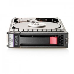 "Hewlett Packard (HP) - 516828-B21 - HP 600 GB 3.5"" Internal Hard Drive - SAS - 15000rpm - Hot Swappable"