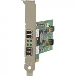 Allied Telesis - AT-2973SX/LC-901 - Allied Telesis PCI-Express Dual Port Fiber Gigabit Interface Card - PCI Express x4 - 2 Port(s) - Optical Fiber