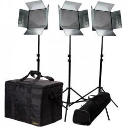 ikan - IB1000-KIT - ikan IB1000-KIT LED Lighting Kit - 9620.3 F (5326.8 C) - Aluminum