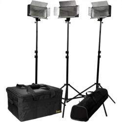 ikan - ID500-V2-KIT - ikan ID500-V2-KIT LED Lighting Kit - 9620.3 F (5326.8 C) - Aluminum