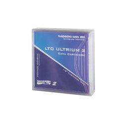 Tandberg Data - 432744 - Tandberg Data LTO Ultrium 2 Tape Cartridge - LTO Ultrium LTO-2 - 200GB (Native) / 400GB (Compressed)