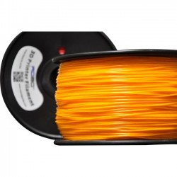 Robo 3D - 00-0536-FIL - ROBO 3D 3D Printer ABS Filament - Orange - 68.9 mil Filament