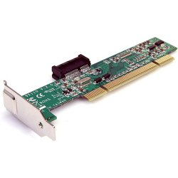 StarTech - PCI1PEX1 - StarTech.com PCI to PCI Express Adapter Card - 1 x PCI Express
