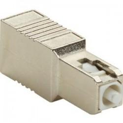 Black Box Network - FOAT50S1-SC-5DB - Black Box Fiber Optic In-Line Attenuator, Single-Mode, Male/Female, SC, UPC, 5 dB