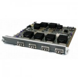 Cisco - DS-X9704 - Cisco 4-Port Fibre Channel Switching Module - 4 x Fiber Channel