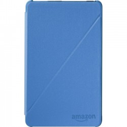 Amazon.com - B00ZGUZ38I - Amazon Carrying Case (Folio) for 7 Tablet - Blue - Polyurethane - 4.5 Height x 7.5 Width x 0.4 Depth