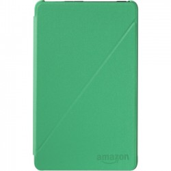 Amazon.com - B00ZGV0UCG - Amazon Carrying Case (Folio) for 7 Tablet - Green - Polyurethane - 4.5 Height x 7.5 Width x 0.4 Depth