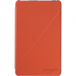Amazon.com - B00ZGUZJ32 - Amazon Carrying Case (Folio) for 7 Tablet - Tangerine - Polyurethane - 4.5 Height x 7.5 Width x 0.4 Depth