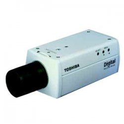 Toshiba - IK64DNA - Toshiba IK-64DNA IR Day/Night Camera - Color, Black & White - CCD - Cable